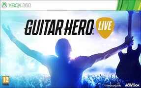 Videogiochi Xbox 360 Guitar Hero Live (Bundle)