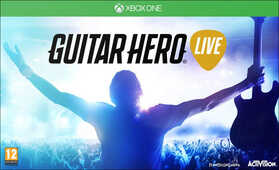 Videogiochi Xbox One Guitar Hero Live (Bundle)