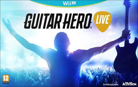 Videogioco Guitar Hero Live (Bundle) Nintendo Wii U 0
