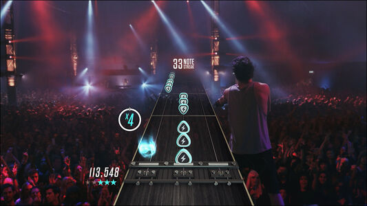 Videogioco Guitar Hero Live (Bundle) Nintendo Wii U 3
