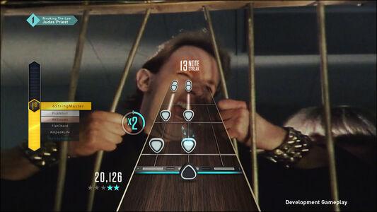 Videogioco Guitar Hero Live (Bundle) Nintendo Wii U 5