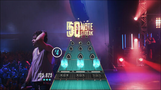 Videogioco Guitar Hero Live (Bundle) Nintendo Wii U 6