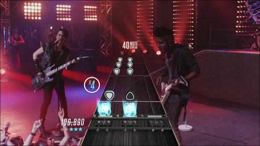 Videogioco Guitar Hero Live (Bundle) Nintendo Wii U 8