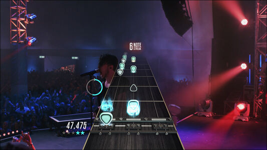 Videogioco Guitar Hero Live (Bundle) Nintendo Wii U 9