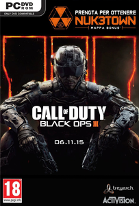 Videogioco Call of Duty: Black Ops III NUK3TOWN Edition Personal Computer 0