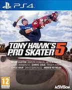Videogiochi PlayStation4 Tony Hawk's Pro Skater 5