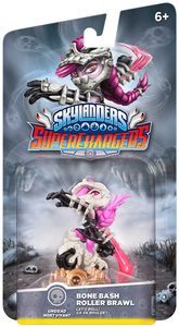 Videogioco Skylanders SuperCharger Bone Bash Roller Brawl (sc) Nintendo Wii U