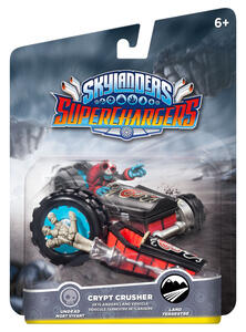 Skylanders SuperChargers Wave1 VEHICLE Crypt Crusher