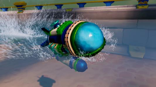 Videogioco Skylanders SuperChargers Dive Bomber Nintendo Wii U 2