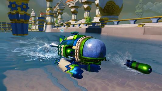 Skylanders SuperChargers Dive Bomber - 4