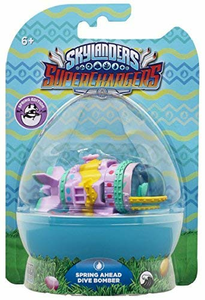 Videogioco Skylanders Vehicle Easter Dive Bomber (SC) Nintendo Wii U