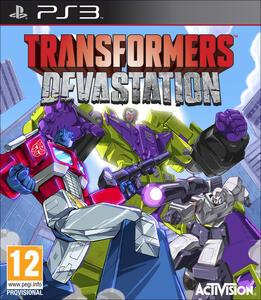 Transformers: Devastation - 2