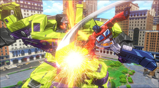 Transformers: Devastation - 4