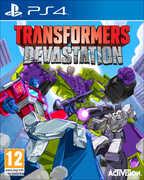 Videogiochi PlayStation4 Transformers: Devastation