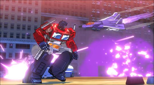 Videogioco Transformers: Devastation PlayStation4 3
