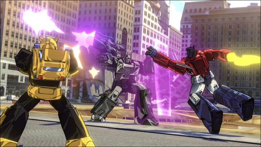 Videogioco Transformers: Devastation PlayStation4 4