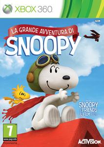 Videogioco Grande Avventura di Snoopy Xbox 360 0
