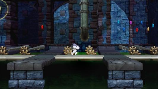 Videogioco Grande Avventura di Snoopy Xbox 360 4