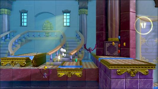 Videogioco Grande Avventura di Snoopy Xbox 360 5