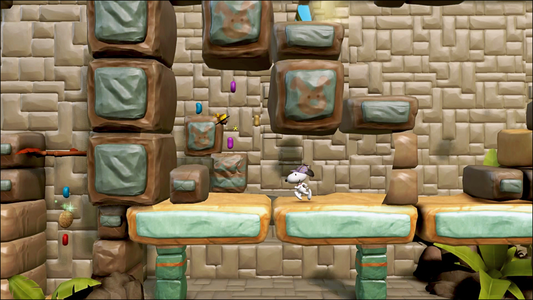 Videogioco Grande Avventura di Snoopy Xbox 360 7