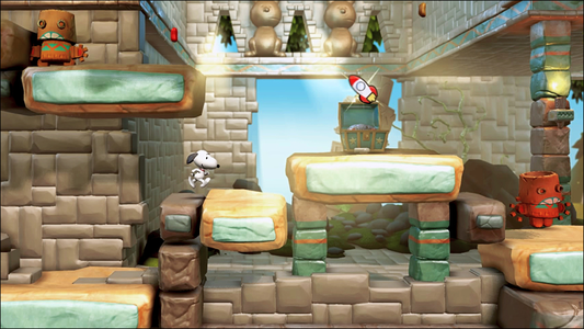 Videogioco Grande Avventura di Snoopy Xbox 360 9