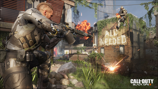 Videogioco Call of Duty: Black Ops III PlayStation4 5