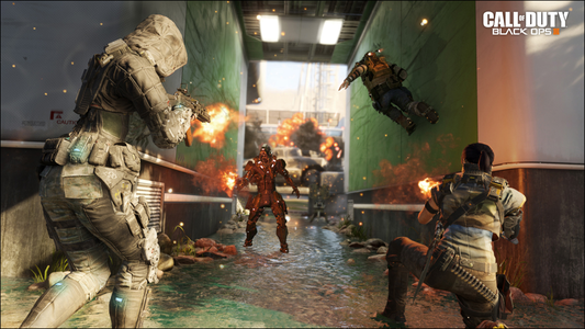 Videogioco Call of Duty: Black Ops III PlayStation4 7