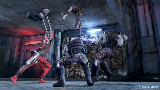Videogioco Deadpool PlayStation4 1