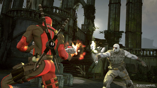Videogioco Deadpool PlayStation4 8