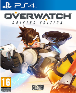 Videogioco Overwatch: Origins Edition PlayStation4 0