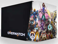 Videogiochi Personal Computer Overwatch Collector's Edition
