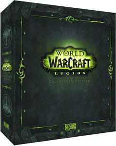 Videogioco World of Warcraft: Legion Collector's Edition - PC Personal Computer 0