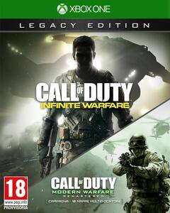 Call of Duty: Infinity Warfare Legacy Edition - XONE - 2