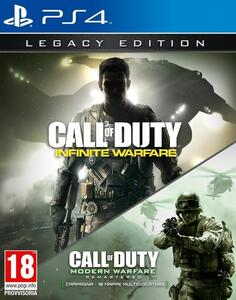 Call of Duty: Infinity Warfare Legacy Edition - PS4 - 5