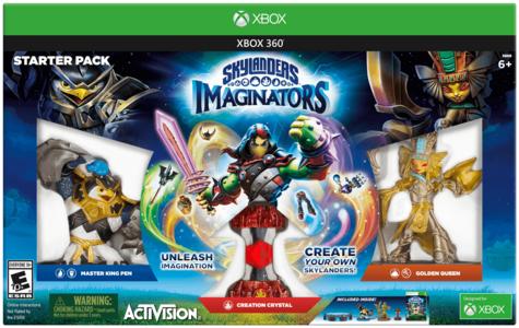 Videogioco Skylanders Imaginators Starter Pack - X360 Xbox 360