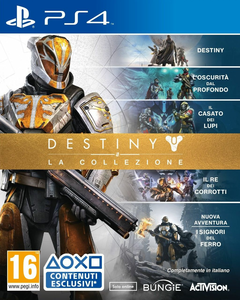 Videogioco Destiny: The Collection - PS4 PlayStation4