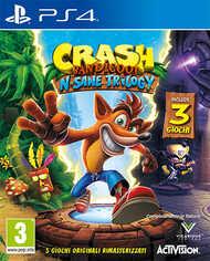Videogiochi PlayStation4 Crash Bandicoot N. Sane Trilogy - PS4
