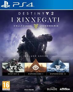 Destiny 2: I Rinnegati-Coll. Leggendaria - PS4