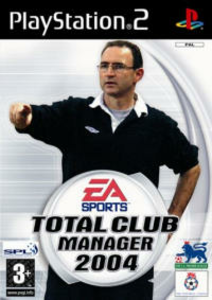Videogioco Total Club Manager 2004 PlayStation2 0