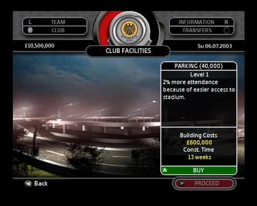 Videogioco Total Club Manager 2004 Xbox 3