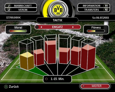 Videogioco Total Club Manager 2004 Classic Personal Computer 1