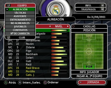 Videogioco Total Club Manager 2004 Classic Personal Computer 4