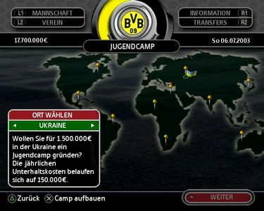 Videogioco Total Club Manager 2004 Classic Personal Computer 8