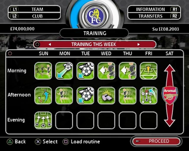 Videogioco Total Club Manager 2004 Classic Personal Computer 9