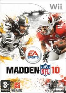 Videogioco Madden NFL 10 Nintendo WII 0