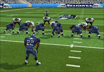 Videogioco Madden NFL 10 Nintendo WII 1