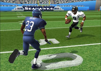 Videogioco Madden NFL 10 Nintendo WII 5