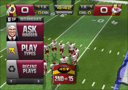 Videogioco Madden NFL 10 Nintendo WII 6