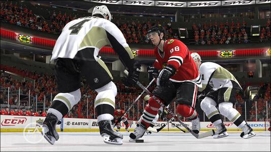 NHL 10 - 8