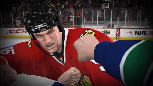 NHL 10 - 9